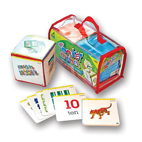 Pocket Cubes Early Childhood Maths