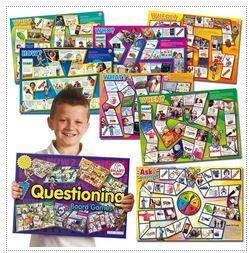 7 Questioning Skills Board Games