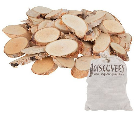 Discovery by Zart - Branch Cuts Ovals