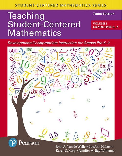 Teaching Student Centred Mathematics