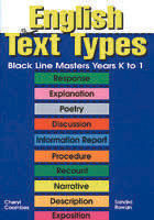 English Text Types