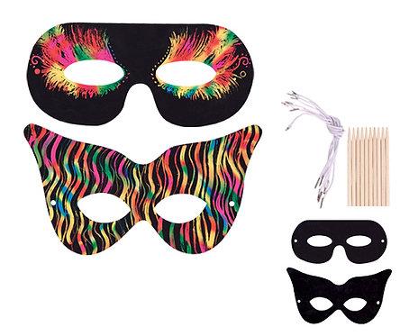 Scratch Masks