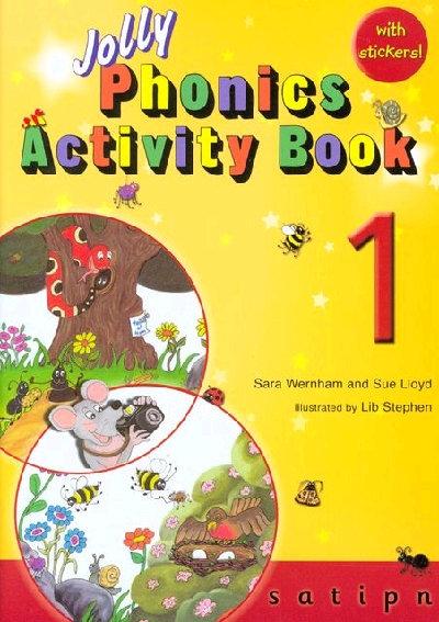 Jolly Phonics Activity Book (Individual)