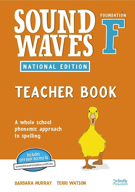 Sound Waves National Edition Teacher Book