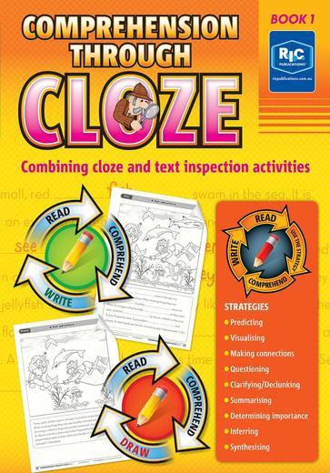 Comprehension Through Cloze