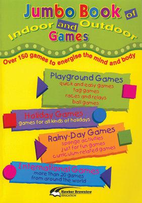 Jumbo Book of Indoor and Outdoor Games