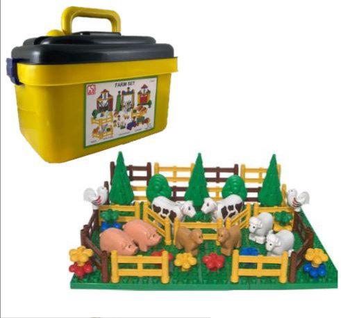 Coko Bricks Farm Set