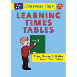 Learning Times Tables Homework Help