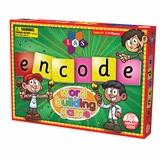Encode Word Building Game