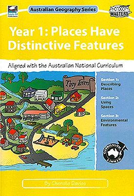 Australian Geography Series: Foundation - 7