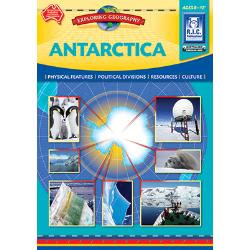 Exploring Geography Antarctica