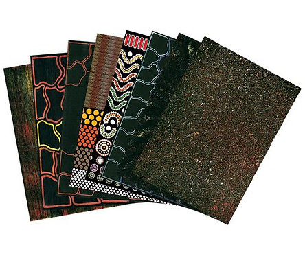 Indigenous Australian Design Paper