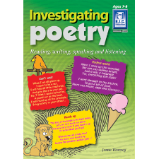 Investigating Poetry