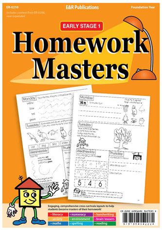 Homework Masters