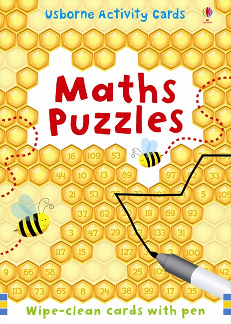 Maths Puzzles Activity Cards