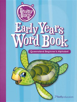 Brainy Bug Beginner's Dictionary and Word Book