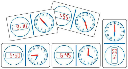 Clock Dominoes