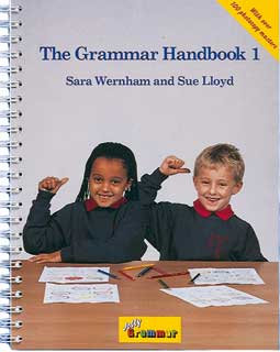 Jolly Phonics The Grammar Handbook 1