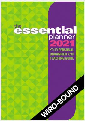 The Essential Planner 2021