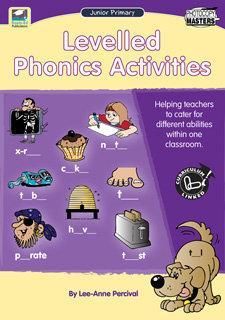 Levelled Phonics Activities