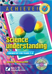 Achieve Science Understanding Chemistry