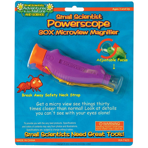 Small Scientist Powerscope