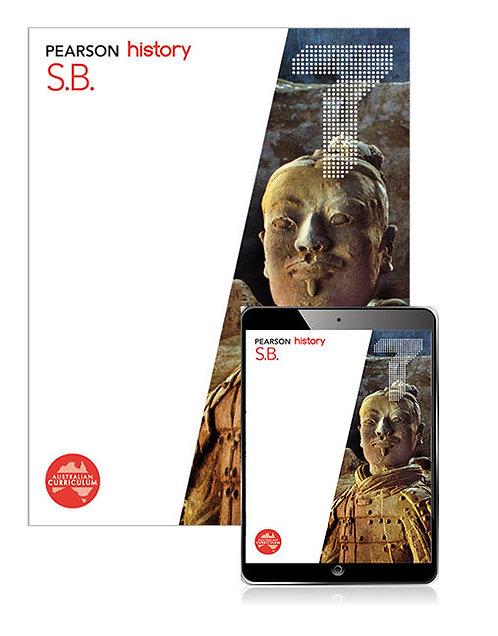 Pearson History Student Book + eBook