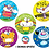 Thumbnail: Sunshine Award Stickers - Animals