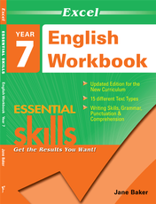 Essential Skills English Workbook