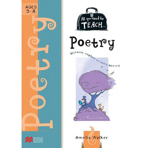 All You Need To Teach Poetry