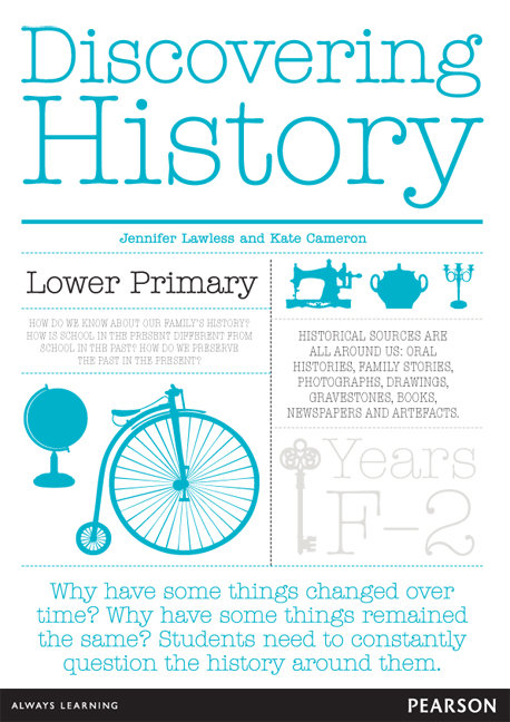 Discovering History Teacher Resource