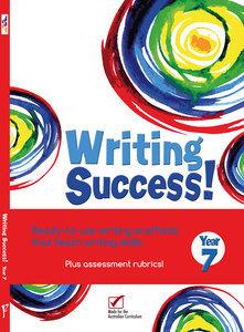 Writing Success Workbook