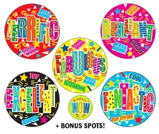 Sunshine Foil Stickers