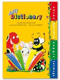 JL-008 Jolly Dictionary