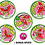 Thumbnail: Sticky Beak Scented Stickers