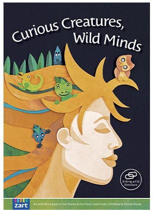 Bookweek 2020 Curious Creatures Wild Minds