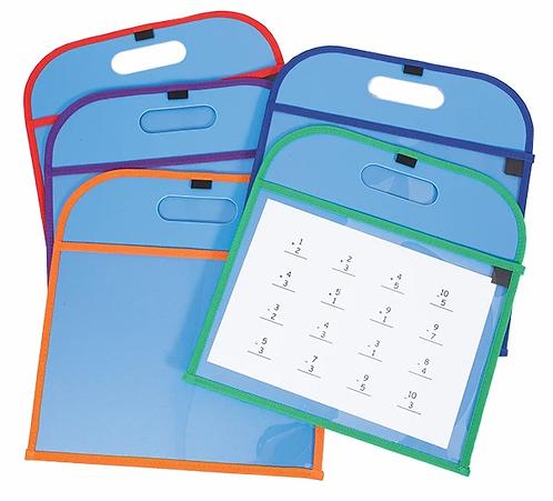 Write n Wipe Pocket Board