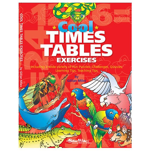 Cool Times Tables Exercises