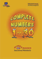 Complete Numbers 1-30