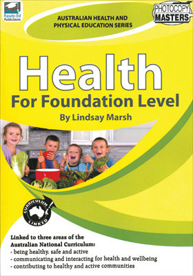 Australian Health & Phys Ed Series - Health