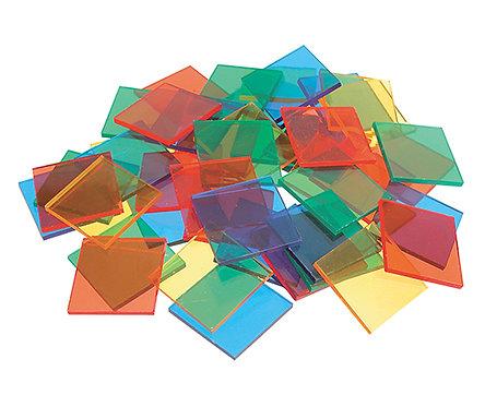 Mosaic Plastic Tiles