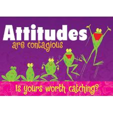 Positivity & Attitude Charts