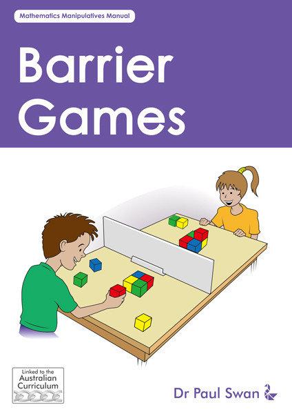 Barrier Games Book