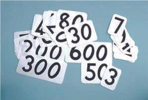 Number Builders (0-999)