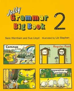 Jolly Grammar Big Books