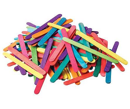 Popsticks Coloured