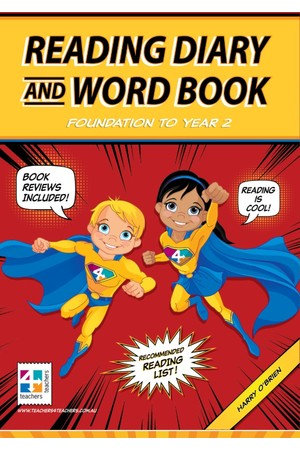 Reading Diary & Word Book