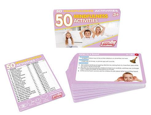 50 Mindfulness Activities