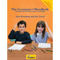 Jolly Phonics: The Grammar Handbook 4