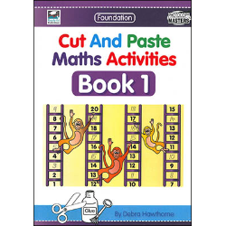 Cut & Paste Maths Activities